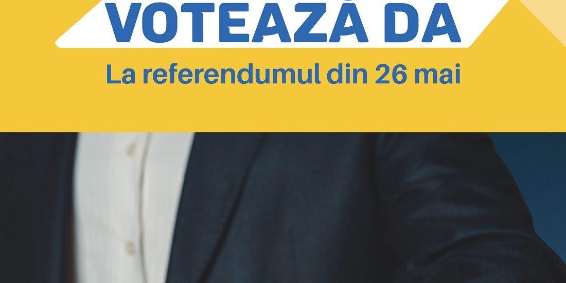 Stop Justiției de partid. Referendumul, obligatoriu pentru Parlament