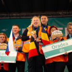 Vatmanii OTL pe locul 3 la European Tramdriver Championship