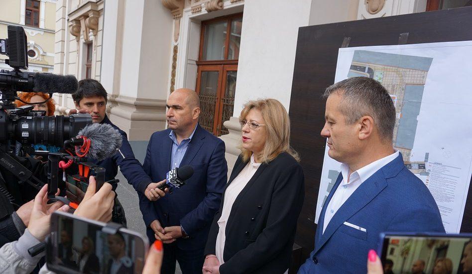 Comisarul European Corina Cretu: Oradea este un exemplu nu numai pentru România, dar și pentru întreaga Uniunea Europeană