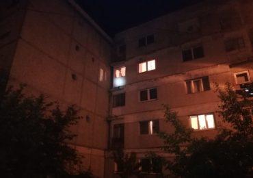 Explozie puternica la o locuinta din Marghita, in aceasta noapte (FOTO)