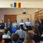 Copii din zece județe s-au întrecut, la final de săptămână, într-o amplă competiție regională, de educație rutieră, la Suncuius