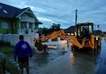 gospodarii si drumuri inundate bihor (7)