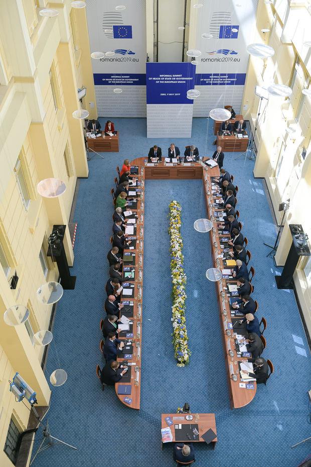 summit sibiu 9 mai