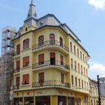 Casa Kolozsváry, inca o cladire istorica reabilitata in Oradea.