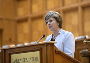 Florica Chereches: Măsurile luate de Guvernul PNL au fost dure, dar datorită acestora putem spune că examenul de Evaluare Națională va avea loc în condiții sigure