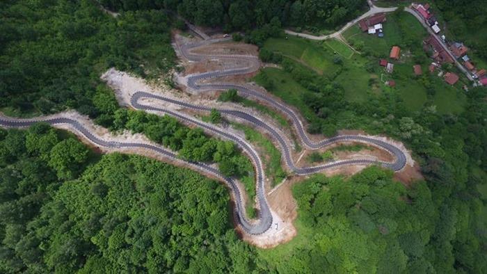 Drumul agricol Oboare - Transluncani Tomesti - Timis (3)