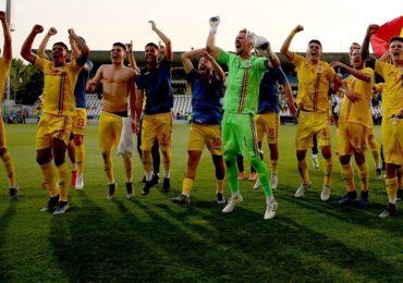 Romania a remizat cu Franta si s-a calificat in semfinalele Campionatului European de Fotbal Under21