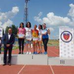 O politista bihoreanca a devenit Campioana Nationala la Atletism