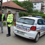 Actiuni de prevenire a accidentelor rutiere printre biciclistii din judetul Bihor, initiate de politistii bihoreni