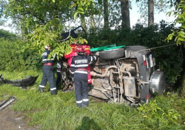 accident salard 7 iunie
