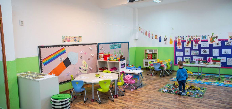 Creșă, grădiniță, școala britanică în Oradea la International School of Oradea