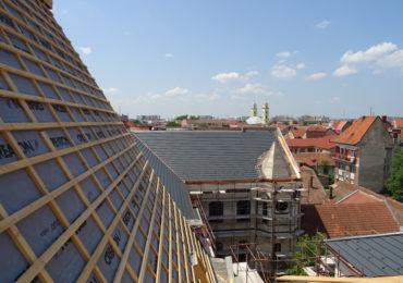 Palatul episcopal Oradea acoperis (4)