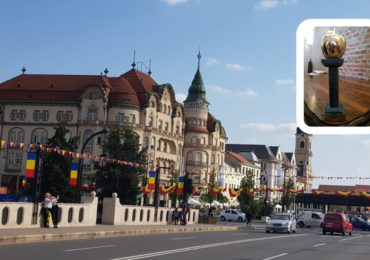 """Oradea a primit trofeul """"Marul  de Aur"""". In Romania au fost oferite doar 6 asemenea distinctii"""