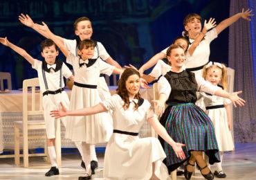 Un nou musical senzațional la Teatrul Regina Maria: Sunetul Muzicii