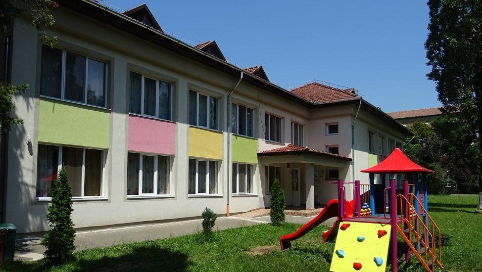 Primăria Oradea a finalizat lucrările de reabilitare a Grădiniței nr. 53, de pe strada Călugăreni nr. 4/A.