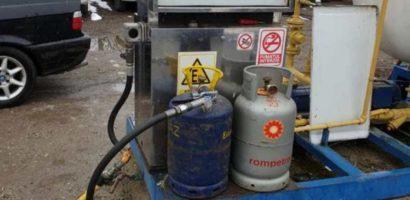 """IGSU: Campanie de interes public """"Nu încărca butelia la stația GPL!"""", la cererea C.N.A."""