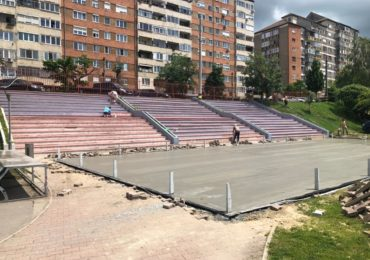 Primaria Oradea amenajeaza un teren de minifotbal in Oraselul Copiilor