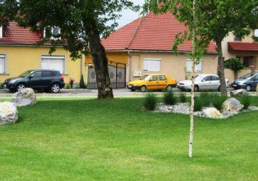 Coridorul verde de pe strada Barcaului din Oradea prinde contur