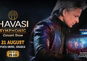 Cel mai spectaculos concert de pian din lume ajunge la Oradea