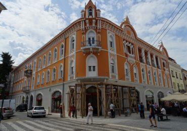 Reabilitarea Palatului Rimanóczy Kálmán Senior (Casa Venețiană) se apropie de final (GALERIE FOTO)