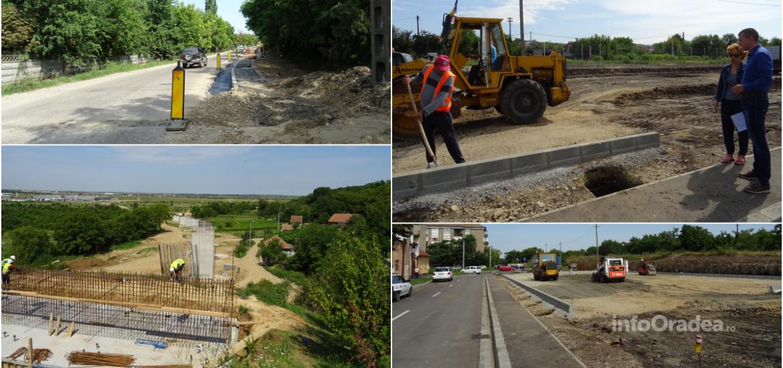 Investitii de peste 30 milioane lei in cartierele Oncea si Episcopia Bihor din Oradea