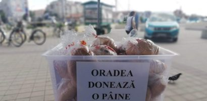 """O noua editie si o noua locatie in cadrul proiectului """"Oradea doneaza o paine"""""""