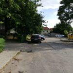 O noua parcare de 80 de locuri pe Onestilor, in locul garajelor demolate