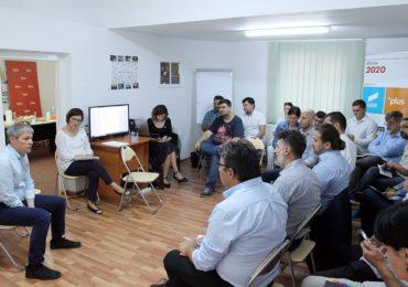 Dacian Ciolos, la Oradea: Avem nevoie de cât mai mulți oameni competenți