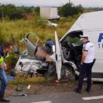 Doi ieseni si-au gasit sfarsitul intr-un tragic accident in localitatea Tileagd. Un minor in stare grava la spital