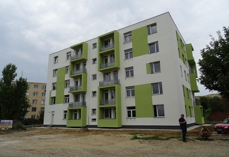 Blocul ANL pentru medicii rezidenti din Oradea va fi dat in folosinta in luna septembrie