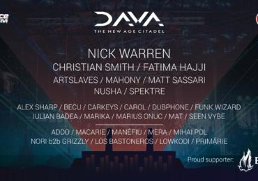 DAVA Festival revine cu a doua ediție: 30-31 August 2019. Peste 5000 de oameni sunt așteptați să petreacă un weekend plin de distracție și muzică electronică la Sighișoara.