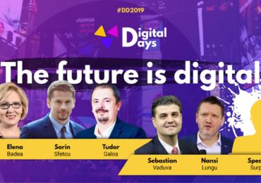 Digital Days 2019 aduce anul acesta, la Oradea, Google si Bitdefender