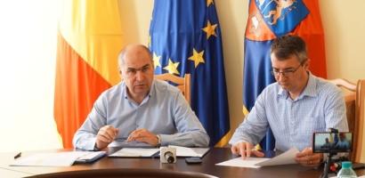Bugetul Oradiei cu 30% mai mare decat anul trecut si mai mare decat al Clujului. Ilie Bolojan: urmează trei ani de vârf