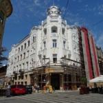 Reabilitarea Palatului Apollo din Oradea se apropie de final