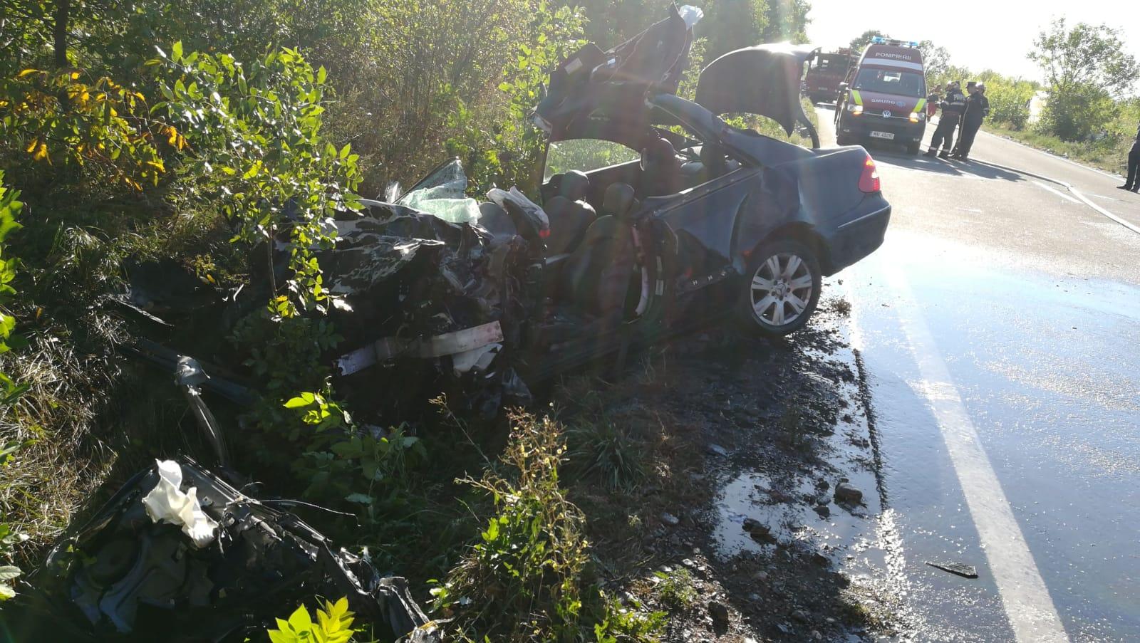 accident Uileacu de Criș 1
