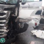 Ce spune politia in cazul accidentului tragic, de astazi, de la Uileacul de Cris, soldat cu 2 morti si 7 raniti