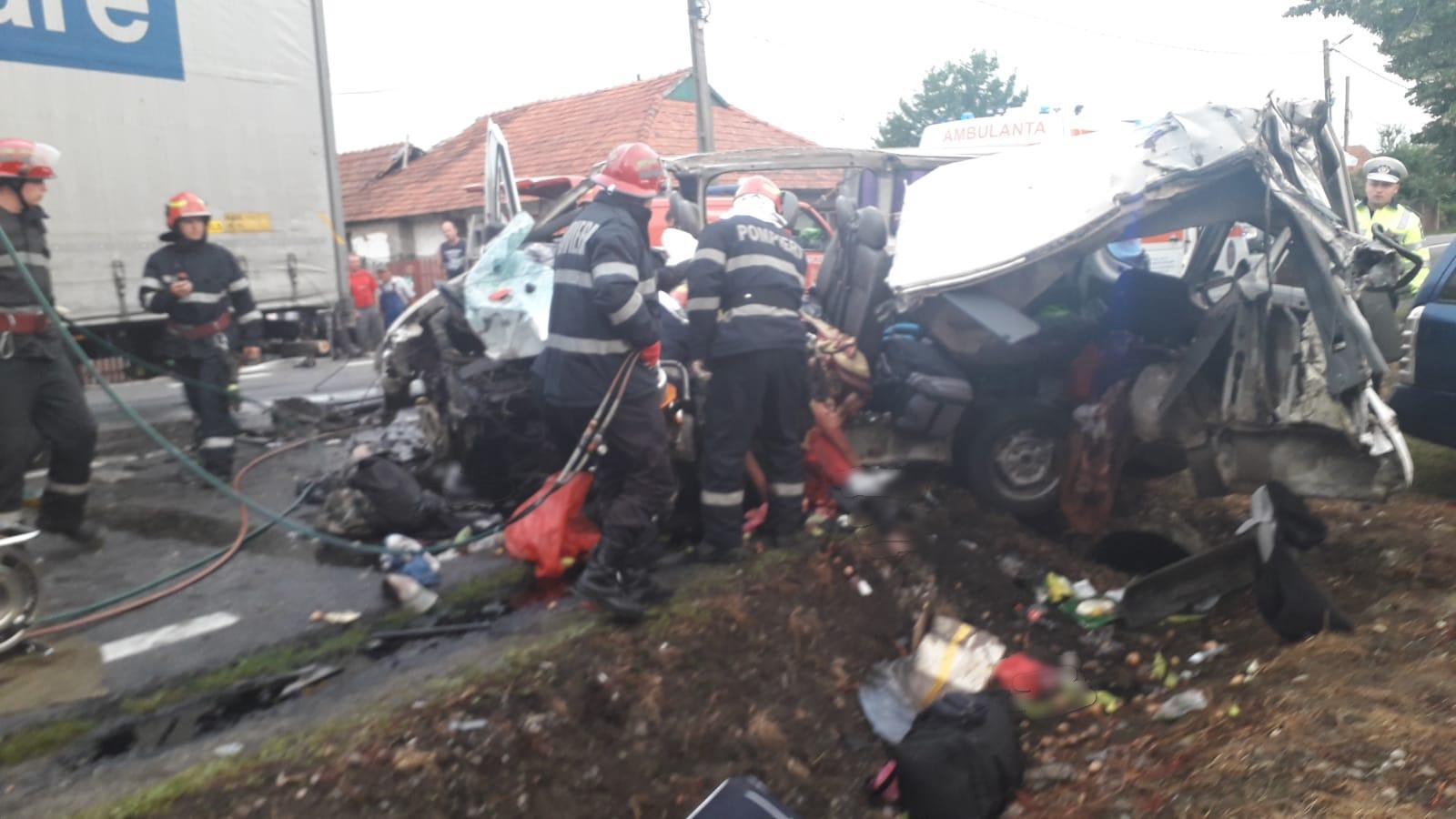 accident rutier uileacu de cris
