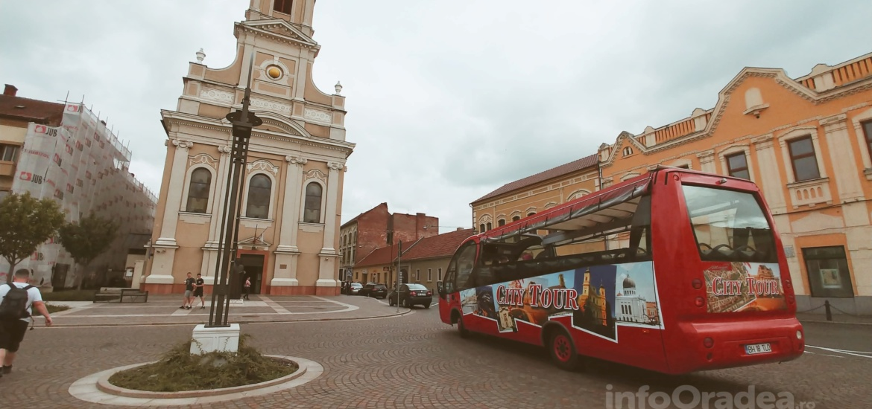 Sambata si duminica, tramvaiul de epoca si autobuzul turistic vor efectua curse de agrement