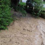 Pericol de inundatii crescut in bazinul Crisul Repede. In zona Bulz s-au depasit pragurile critice