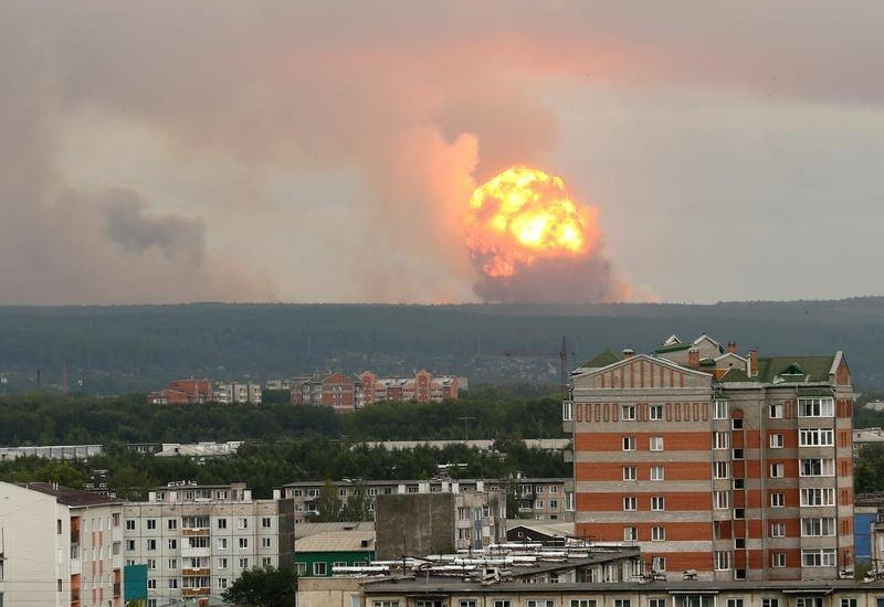 Nu există niciun pericol radiologic pentru populaţie sau pentru mediu in Romania, dupa explozia de la baza navala din Arhangelsk