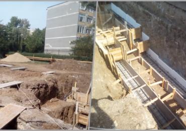 Oradea investeste bani europeni in constuctia unei noi cladiri pentru extinderea unei gradinite si a unei crese