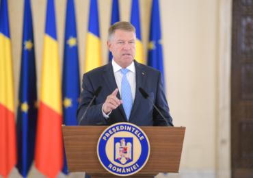 KLaus Iohannis: Nu accept nicio propunere de remaniere din partea acestui guvern si resping propunerea pentru ministrul justiției