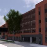 Spitalului Clinic de Urgență Avram Iancu din Oradea (fostul Spital Militar) va avea un ambulatoriu nou si o parcare supraetajata