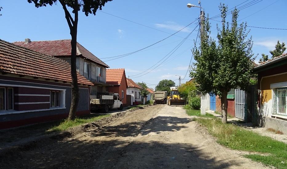 Primaria Oradea a inceput lucrarile de modernizare a zonei Gutenberg