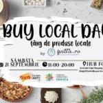 """Buy Local Day"" – Târg de produse locale, concepute manual și unicat, sambata 21 septembrie"