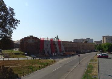 Cetatea Oradea reabilitare (2)