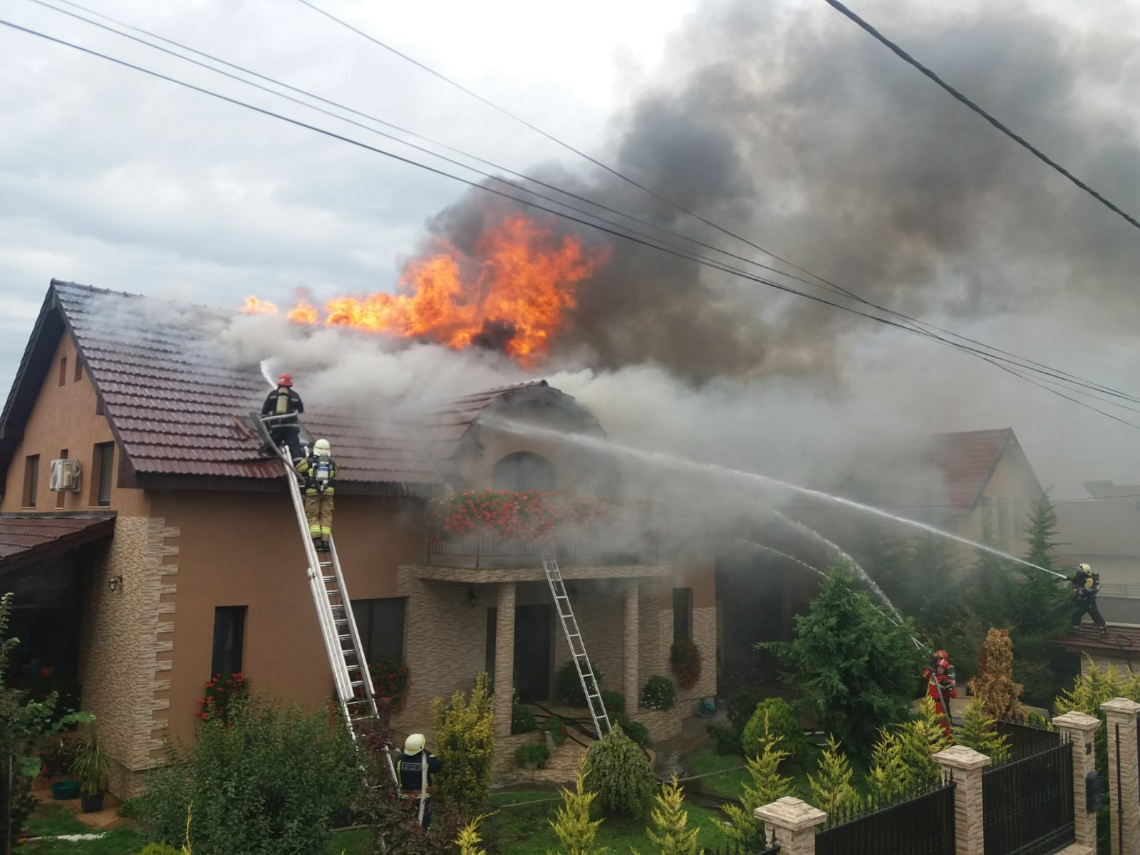 Incendiu Sântandrei 15