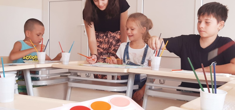 DAS Oradea a organizat o tabara pentru copiii ai caror parinti sunt plecati la munca in strainatate (FOTO)
