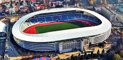 Primaria Oradea va construi o arena sportiva de 20.000 de locuri. Ea va semana cu arena sportiva de la Tg. Jiu