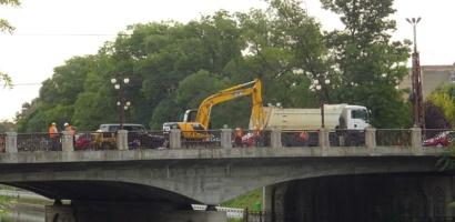 Restrictii de circulatie la Podul Dacia pana in 15 martie 2020